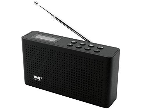 Soundmaster DAB150SW DAB+/UKW Digitalradio Li-Io-Akku Kopfhörerbuchse 2W RMS