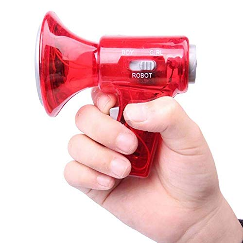 Imagen para GK Regalo de Juguete para Gadgets para niños y niñas Mordaza de Fiesta Disfraz de Broma de Broma Actual Disfraz de Amplificador múltiple Disfraz de Dispositivo de Cambio Diferente