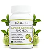 Health First 100% Natural Pure Garcinia Cambogia Max Extract Weight Loss Supplement 800