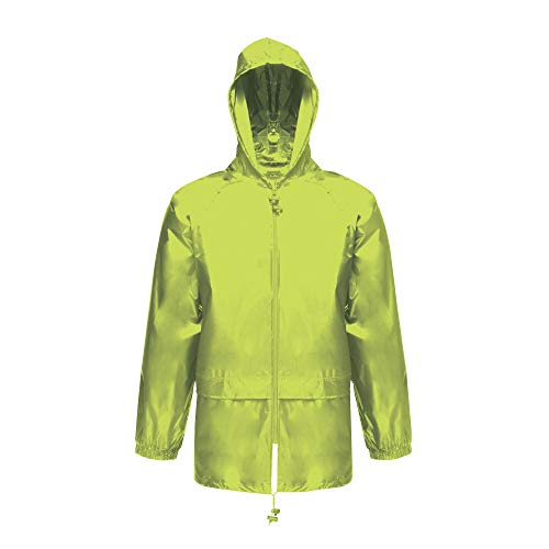 REGATTA KIDS PADDLE Rain Suit Many Colours Windproof All in One Waterproof