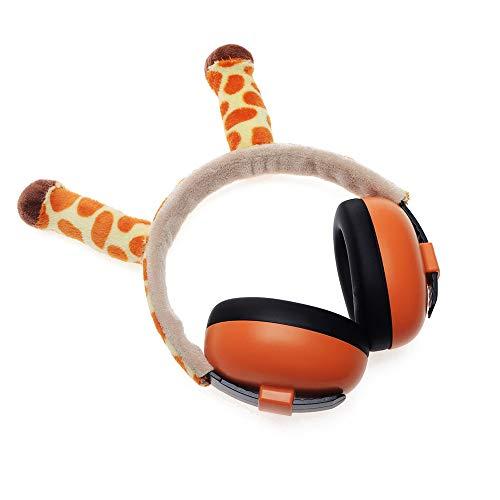 Uiophjkl Oorkappen Gehoorbescherming veiligheid oorkappen opvouwbare hoofdband oorkappen geschikt voor kinderen professionele oorbeschermers Geluiddichte oorkappen