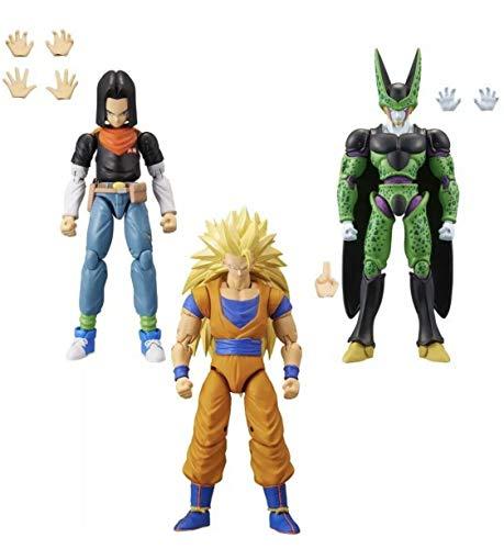Dragon Ball Super - Dragon Stars Wave 10 - Set of 3 Action Figures