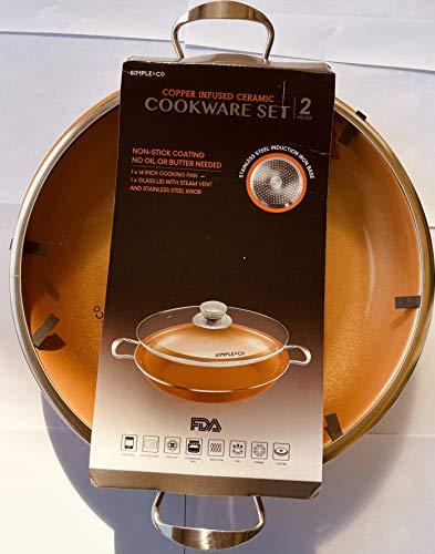 14 square frying pan - 3