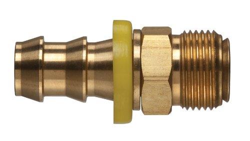 Kuriyama POFMIV-0405 Brass Ranking TOP13 Push-On Hose Import Inverted Flare Fitting