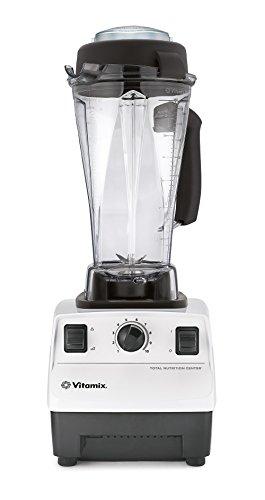 Vitamix TNC 5200 Blender. Hochleistungsmixer und Smoothie Maker (weiss)