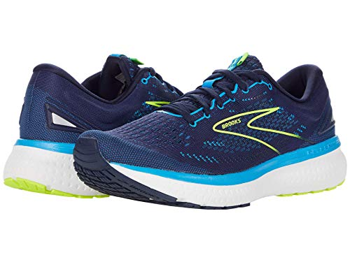 Brooks Herren Glycerin 19 Laufschuh, Navy Blue Nightlife, 45 EU
