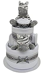 baby shower gift ideas - nappy cake