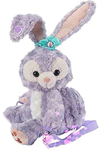 Star Dew Shelly Rose Monedero Duffy Stella conejo de peluche bailarina conejo Crossbody tarjeta titular muñeca 15 cm (color 5) LTLNB (color: 2)