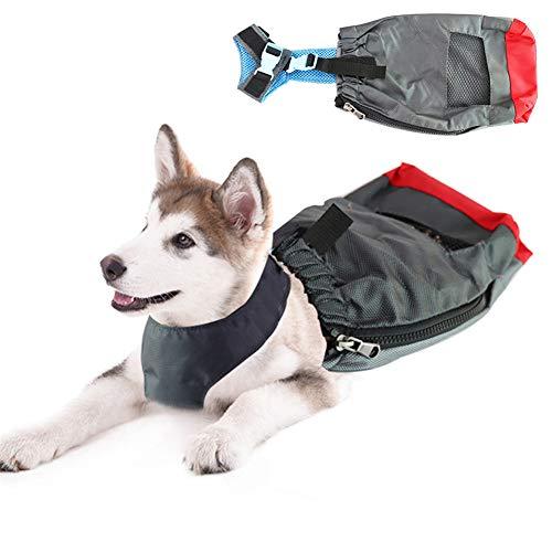 Silla Ruedas Perro Bolso para Perro Soporte de Cadera para Perros Bolsa de Arrastre para Caminar Perros Soporte de articulaciones para Perros XS