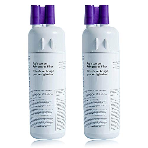 Kenmore Refrigerator Water Replacement 469081 9081 469930 9930 Filter 1, White, 2PACK