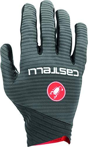 Castelli Cw 6.1 Cross Glove, Guanti Da Calcio Unisex – Adulto, Black, L