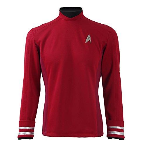 CosDaddy ® Beyond Rot Hemd Uniform Cosplay Kostüm US Size (M)