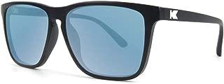Knockaround Fast Lanes Wayfarer Unisex Sunglasses Blue FLSB3001 53 17 142 mm