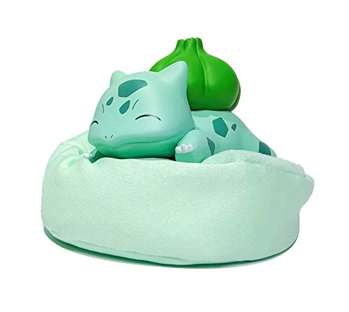 YJacuing Starry Dream Collection Decoration Piece, Collectible Vinyl Figure (Bulbasaur)