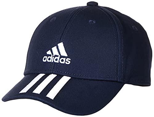 adidas BBALL 3S Cap CT Hat, Unisex Adulto, Legend Ink/White/White, OSFM