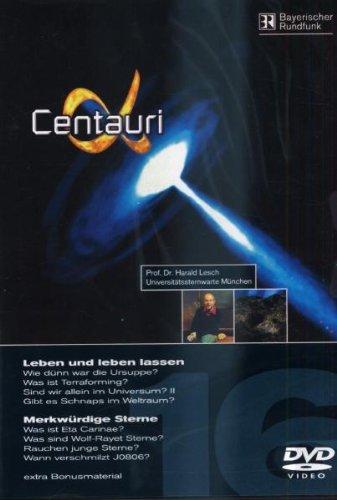 Alpha Centauri Teil 16 - Leben.../Merkwürdige Sterne