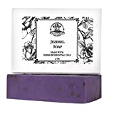 Jezebel Shea Herbal Soap for Attraction (Wealthy Men), Power & Successful Business Opportunities (Wiccan, Pagan, Hoodoo, Magick)
