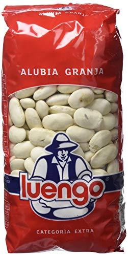 Luengo - Alubia granja En Paquetes De 500 g