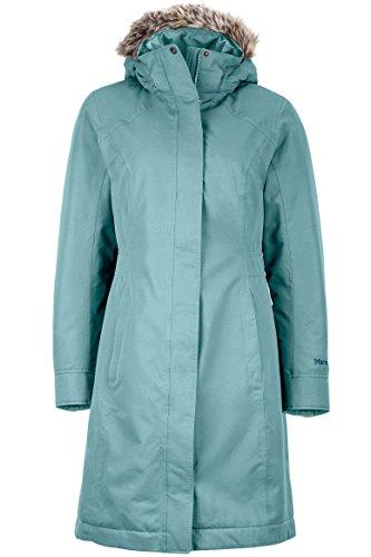 Marmot Chelsea - Abrigo de plumón Impermeable para Mujer, R