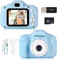 """ZStarlite Cámara Digital para Niños, 1080P 2.0 """"HD Selfie Video Cámara Infantil, Regalos Ideales para Niños Niñas de..."""