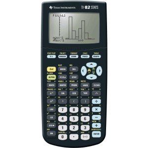 Texas Instruments Graphikrechner TI-82 STATS