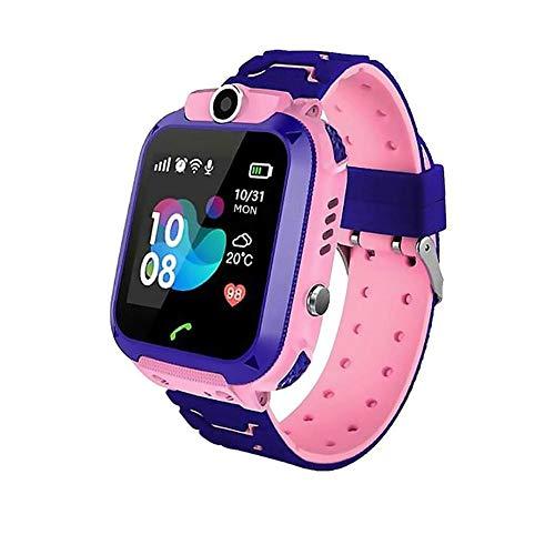 Kids Smart Watch for Boys Girls,Waterproof 1.44 HD Touch Screen Watch Cell sos