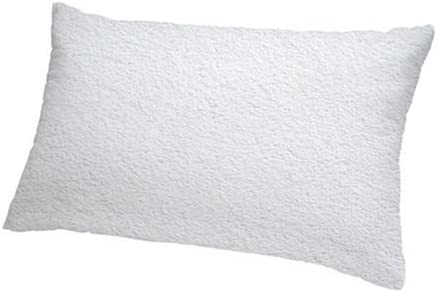 Quilted Pillow Protector IMFAA Pillow Pair Protector Topper Cover Anti Allergy and Breathable/…