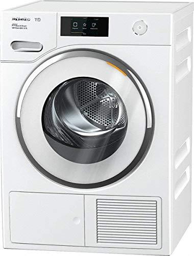 Miele TWR860 WP Eco&Steam WiFi&XL, Asciugatrice Libera Installazione, A+++, Pompa di Calore, Carico Frontale, 9 kg, Bianco