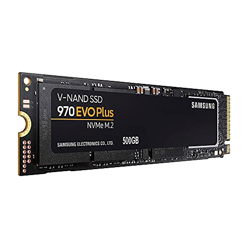 Hd Ssd 500GB 970 Evo Plus 3500Mbs NVMe Samsung/armazenamento interno/para PC/notebook/V-Nand/MZ-V7S500BW