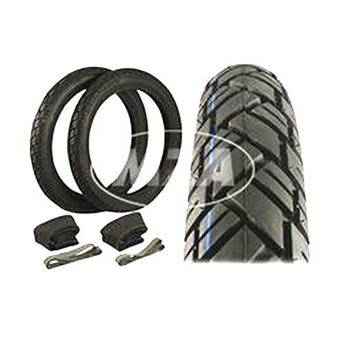 Vee Rubber R23416094B Set 3/4x16 (VRM094) 43 J-je 2 Reifen, Schläuche + Felgenbänder