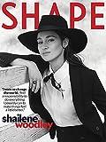 Shape USA Magazine July/August 2021 Shailene Woodley