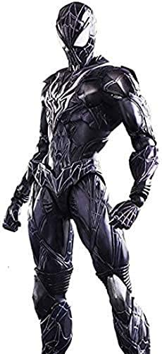 Modelo de Juguete de Hombre araña - Hombre de Hierro Modelo de Juguete Decoración de Juguetes - 11 Pulgadas Conjuntos Movables Toys Avengers 3/4 Infinity War Toys Children S Cumpleaños Colección