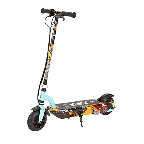 VIRO-Rides-Electric-Scooter-Art-Inspired
