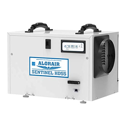 ALORAIR Basement/Crawl Space Dehumidifiers Removal 120 PPD