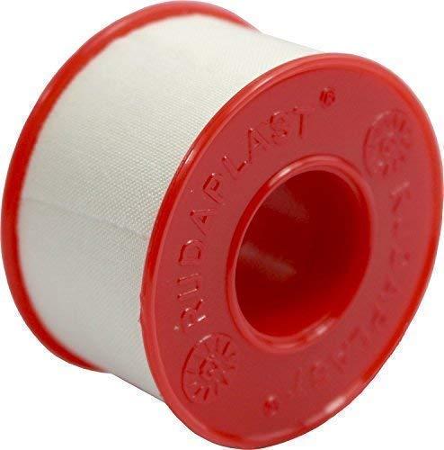 Noba Verbandmittel Rudaplast 1 Rolle Fixierpflaster (2,5 cm x 5 m)