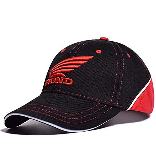 LIZHIQIANG Gorras Moda Gorras de béisbol Hombres Invierno Outdoor Movimiento Sombrero Comercio Extranjero Pato Lengua Gorra Montar Cap Sun Sombreros (Color : Black)
