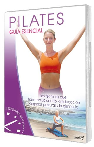 Guia esencial: Pilates [DVD]