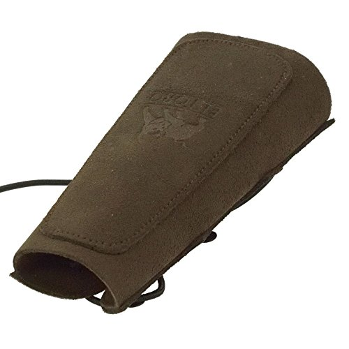elToro Wild King - Protector de brazos, color marrón oscuro