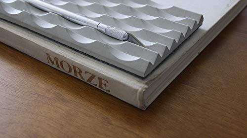 Brutalist Architray Concrete Desk Tray