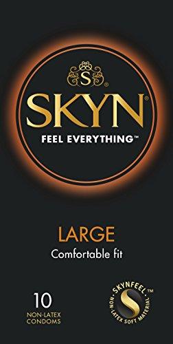 SKYN - preservativos grandes.