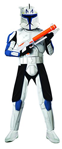 Rubies Costume Co Déguisement Deluxe Clonetrooper Leader Rex (Star Wars - Clone Wars) - Adulte Taille : M