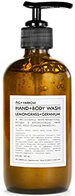 FIG+YARROW - Organic Hand+Body Washes