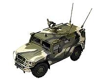 モンモデル 1/35 ロシア GAZ-233014STS タイガー高機動車タイヤセット MENVS-003 プラモデル