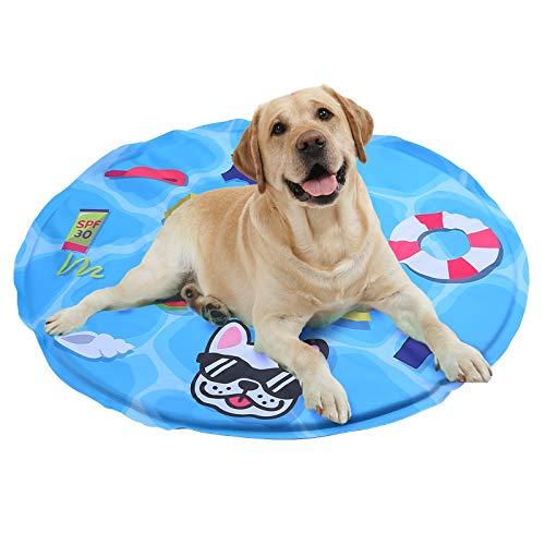 GoPetee Alfombrilla de Refrigeración para Mascotas Cama de Perro y Gato para Verano Animales Manta...