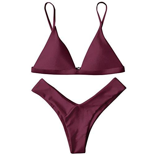 ZAFUL  Push-Up Bikini Brazil Style