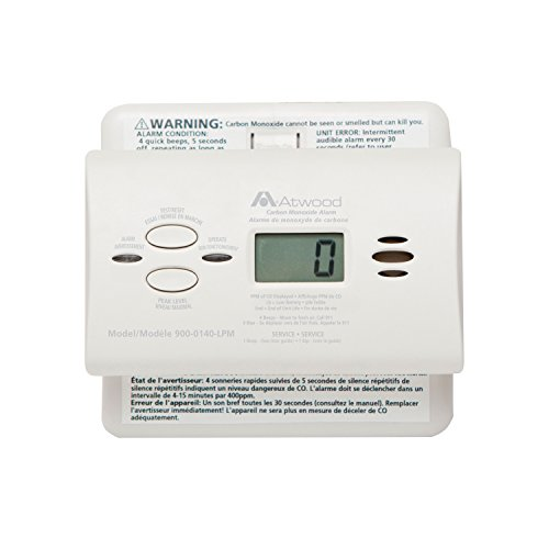 Atwood 32703 RV Carbon Monoxide Detector - LCD...