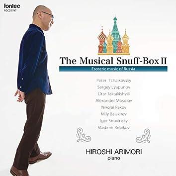 The Musical Snuff-Box 2