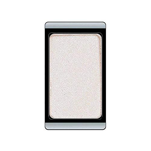 ARTDECO Eyeshadow, Lidschatten silber, weiß, pearl, Nr. 27, pearly luxury skin