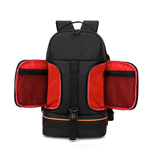ZUEN Kameratasche Outdoor Reise SLR Kamerarucksack Wasserdicht Oxford Tuch Kameratasche Für Canon 5D 7D Nikon D3400 Sony A6000,D
