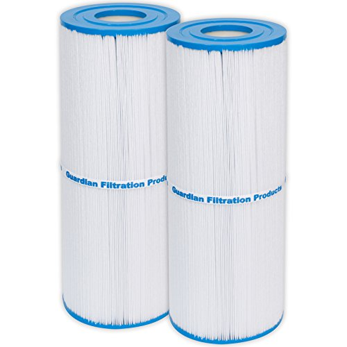 Spa Filter Cartridges – Replace Unicel, Pleatco and Filbur – 2 Pack